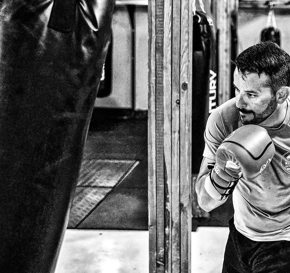 Western Avenue Boxing Gym   Oklahoma City