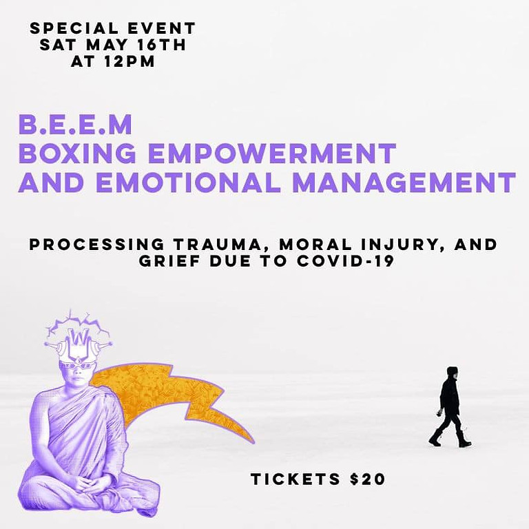 Boxing Empowerment And Emotional Management