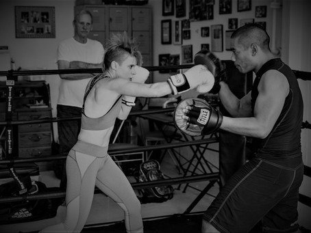 Daily Boxing Workout #6 | Normal Class Hours Resume Today