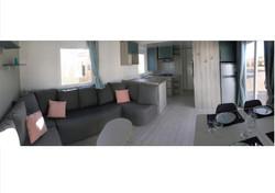Siblu mobil home Amira salon