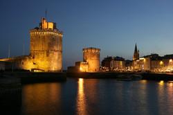 La Rochelle nuit