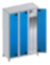 vestiaire métallique CABSAN FRANCE - casiers vestiaires métalliques CABSAN FRANCE