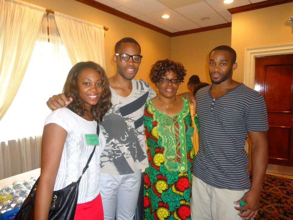 Kanyinda Family