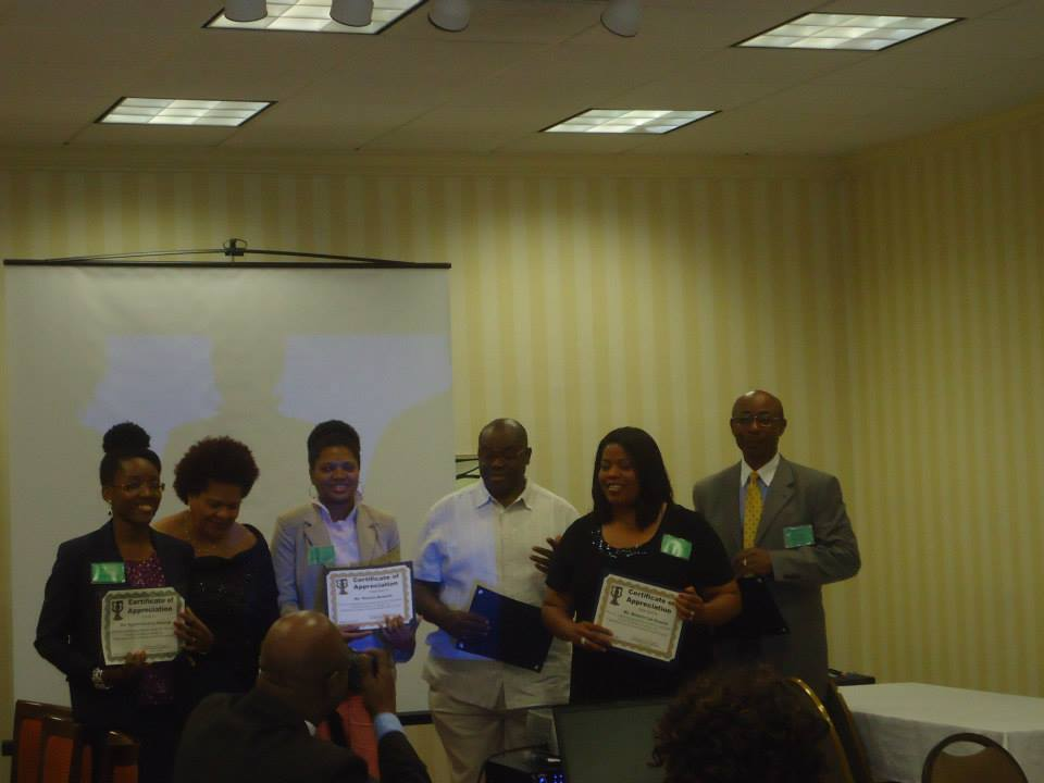 LB ATL Certificates of Appreciation