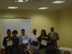 LB ATL Certificates of Appreciation