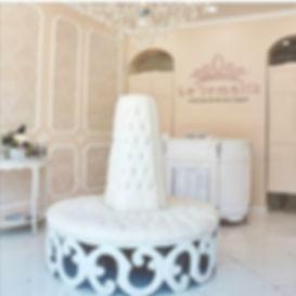 Lejemalik Salon & Boutique reception are