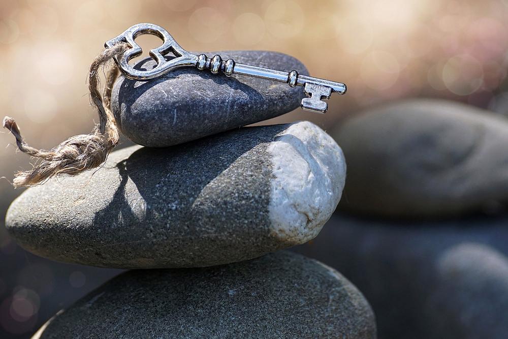 De kunst is om jouw sleutel richting vitaliteit te vinden.
