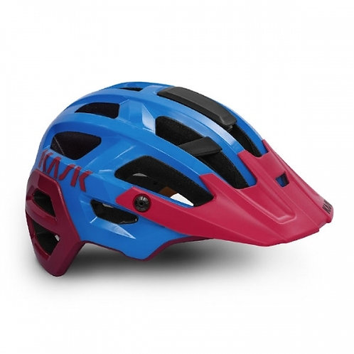 KASK Rex Blue/Bordeaux