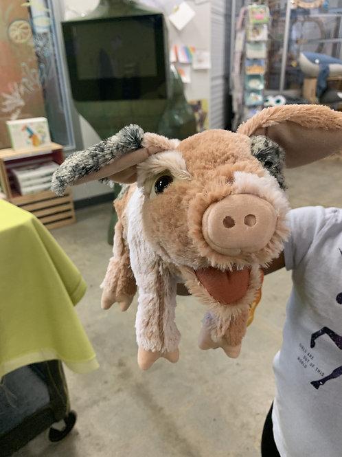 Folkmanis Grunting Pig
