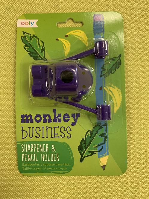 Ooly Monkey Pencil Sharpener