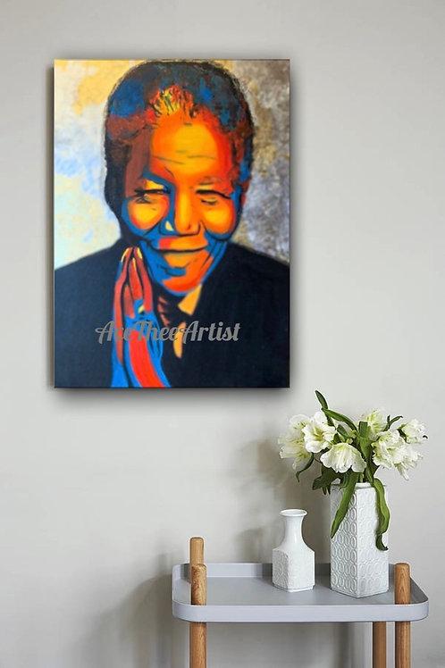 Nelson Mandela (reserved for Brandon)