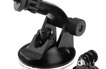 Universal adjustable suction cup