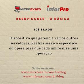#SERVIDORES - O BÁSICO #10- Blade