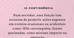 #SERVIDORES - O BÁSICO #06 - Contingência