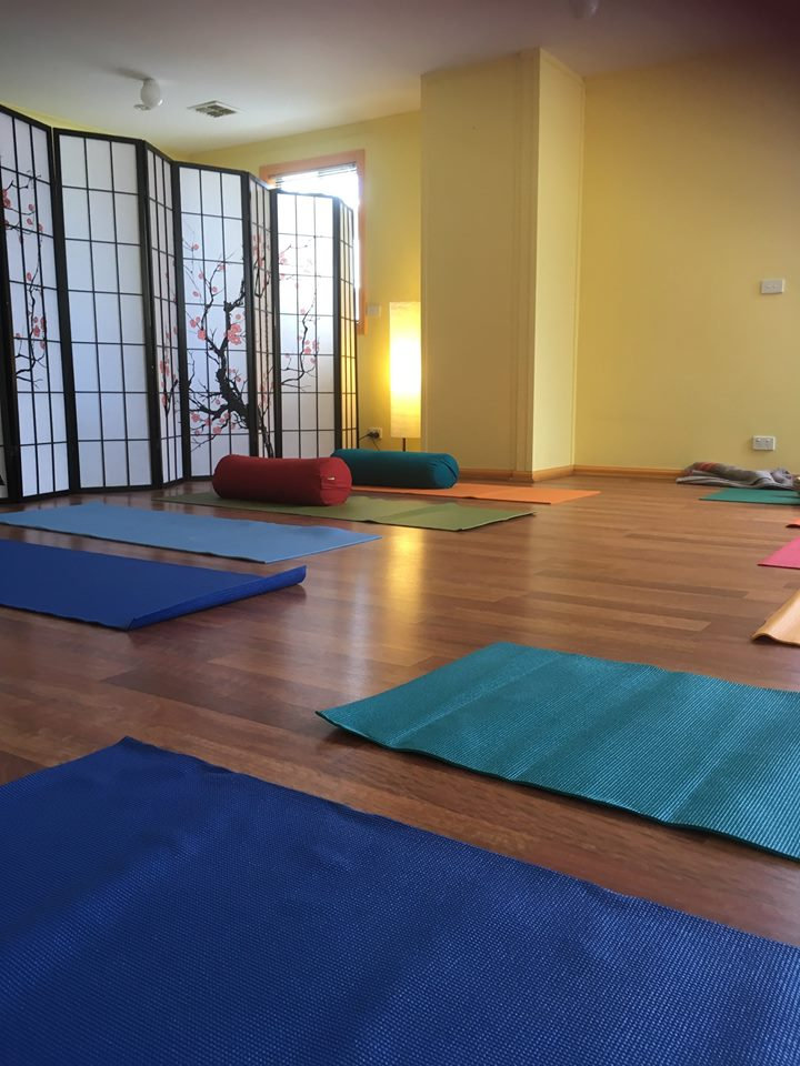Iyengar Yoga Class - All levels