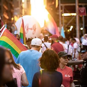 Pride March - NYC