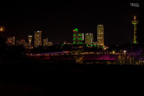 Canada Night View