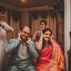 Ashish & Seema Mathur