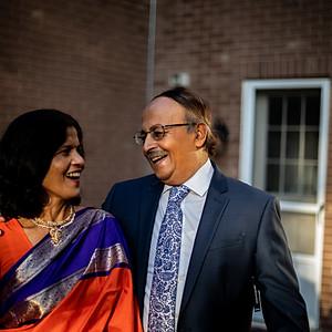Mr & Mrs Saxena