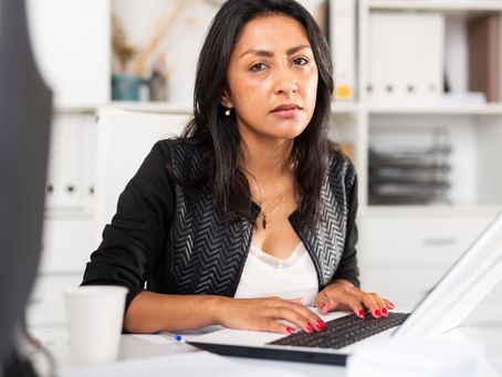 What's holding you back?  Six common excuses for not pursuing the job you really want.