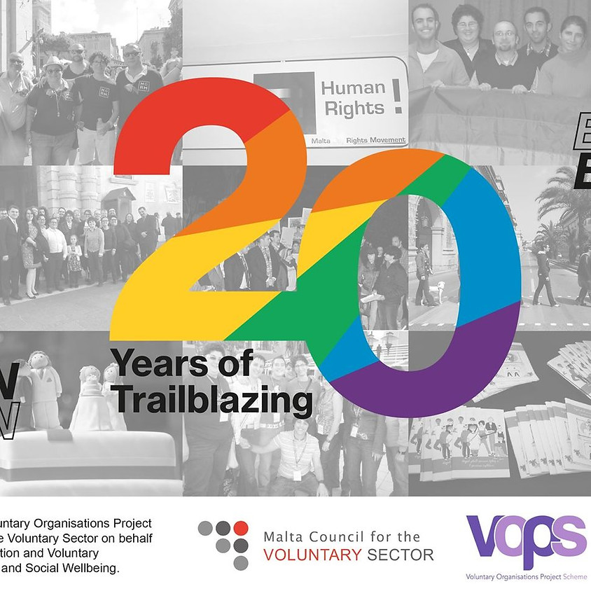 20 Years of Trailblazing Exhibition