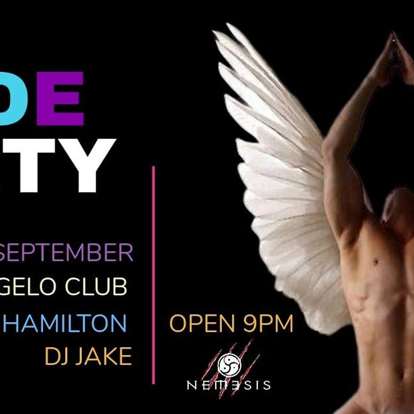 Michelangelo Pre-Pride Party