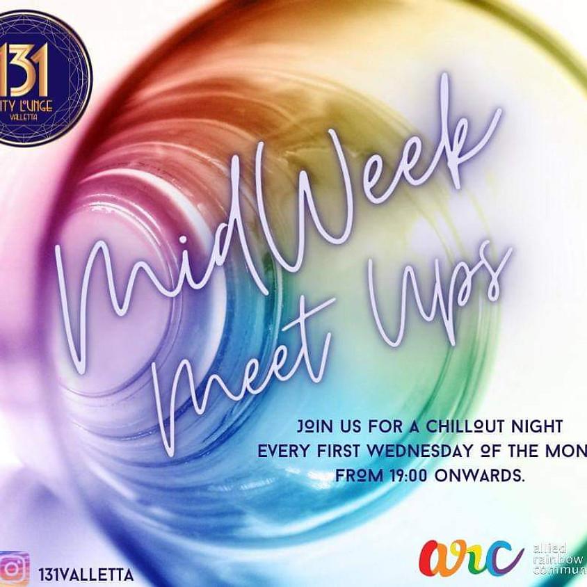 Midweek MeetUps at 131 City Lounge
