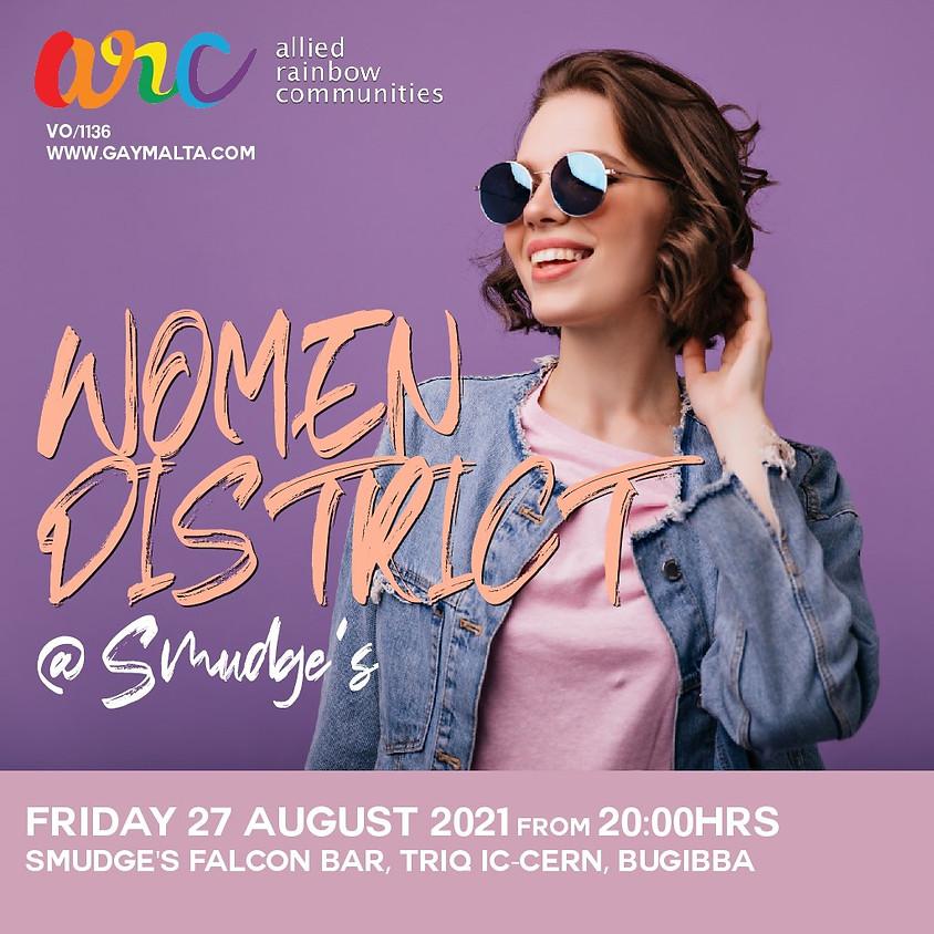Women District @Smudge's