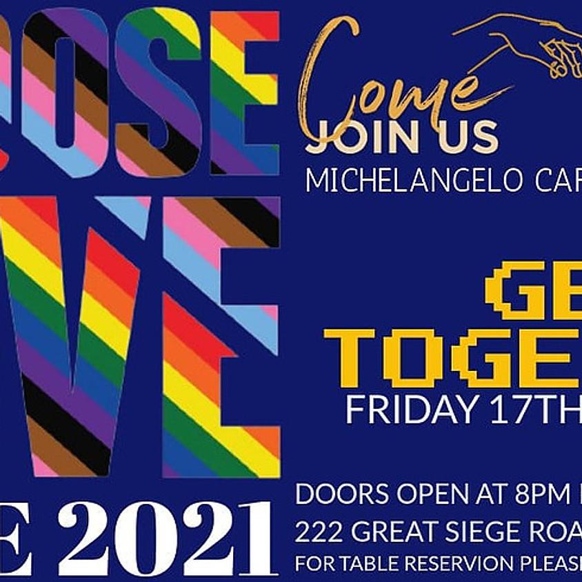 Choose Love - Pride 21 Get Together