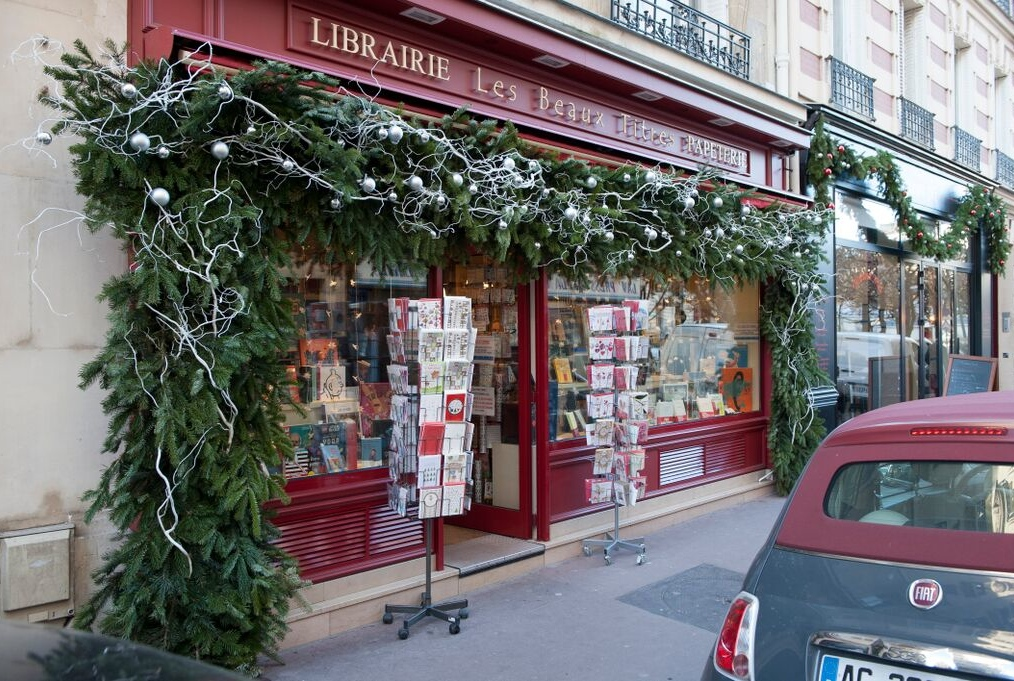 Noël Librairie les beaux titres