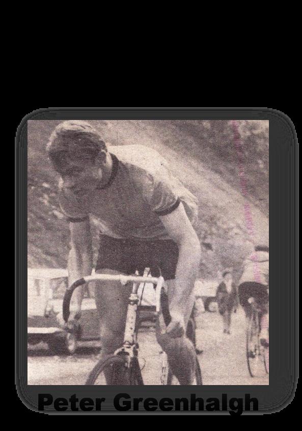 1966 - Peter Greenhalgh (Winnats record holder. 3mins 11secs)