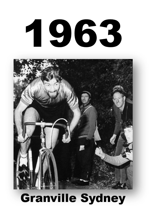 1963 - Granville Sydney