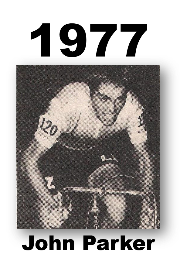 1977 - John Parker