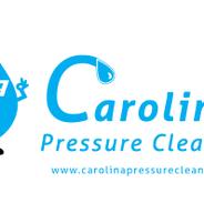 Logo for Carolina Pressure Cleaning