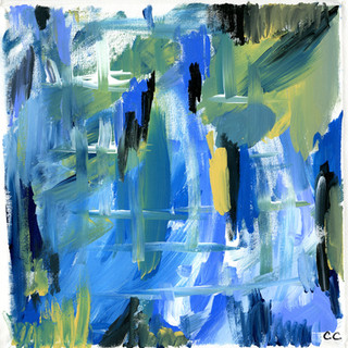 Abstract Blues