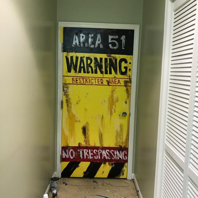 Area 51 Entrance