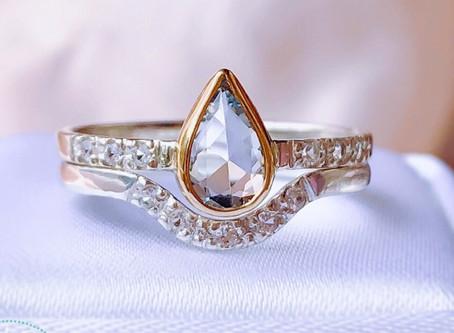 What gemstone is a Diamond alternative? - Part 3