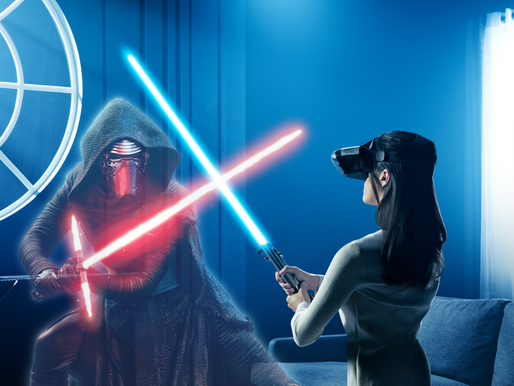 Star Wars™: Jedi Challenges, A New Smartphone-Powered Augmented Reality Experience Launching this Ho