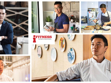 5 Hottest Young Chefs in Singapore cooking up a storm