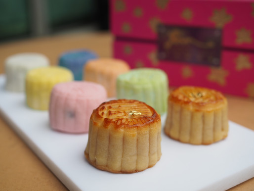 Be Amazed with Xin Cuisine's Exotic Mooncakes