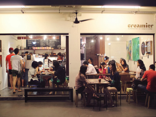 10 Cafés in Singapore for 10 Different Occasions.