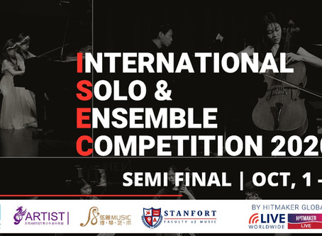 Hitmaker Global Academy launches International Solo & Ensemble Competition series 3.