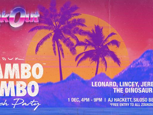 ZoukOut 2018 Announces the Return of Mambo Jambo