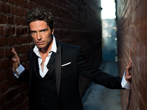 "Richard Marx is ""Right Here Waiting"""