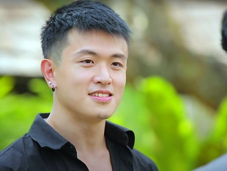 Catching up with Kevin Huang from 'Bromance'.