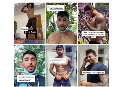 5 Local Tik Tok Influencers to Follow To Pump Your Fitness Game