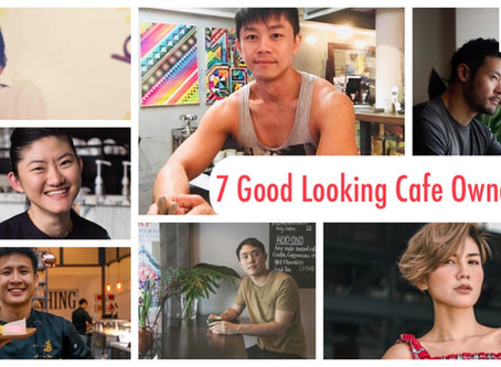 7 Good-looking Cafe Owners in Singapore