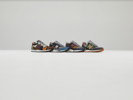 Unveiling the New Balance 'Made in UK' selected edition