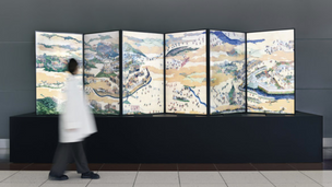 """Works of Media Art inspired by the """"movement"""" of Japan's samurai and ninja"""