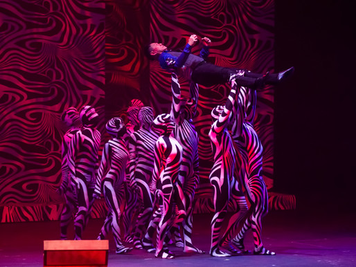 VISION: Professional illusionist duo, Lawrence and Priscilla Khong return to stun audiences with spe